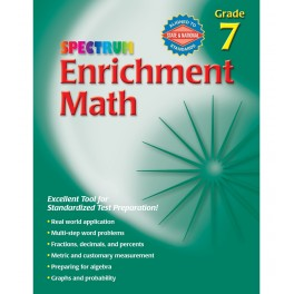 Enrichment Math - Grade 7 - Books