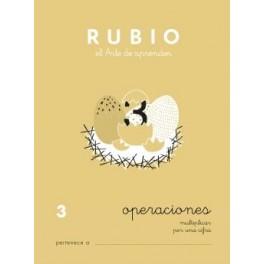 Operaciones 03 - Cuardernos Rubio