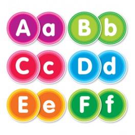 Bulletin Board Alphabet