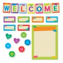 Bulletin Board Welcome