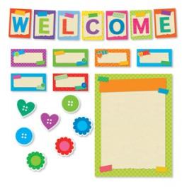 Bulletin Board Welcome