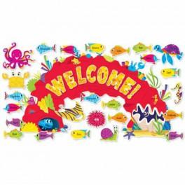 Bulletin Board Ocean Welcome