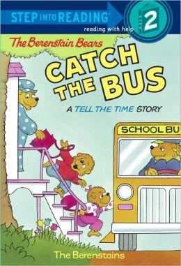 catch the bus Step into Reading level 2