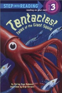 Tentacles Step into reading 3